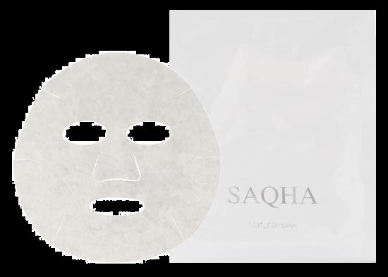 咲白SAQHA フェイスマスク Rich Premium(5枚入)