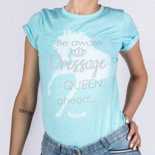 Dressage queen Tシャツ
