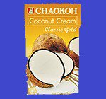 COCONUT CREAM (CHAO KOH) PACK  チャオコー 紙パック 12x1,000ml CASE