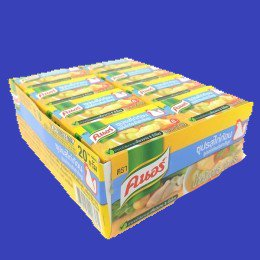 CHICKEN BROTH CUBE KNORR チキンキューブクノール6x24x20g