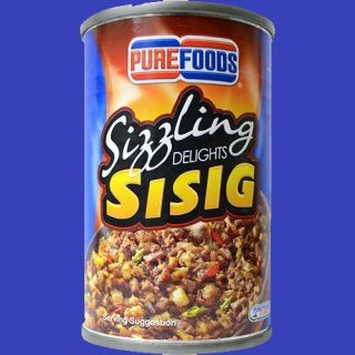 PUREFOODS SIZZLING DELIGHT SISIG 48x150g CASE