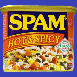 HORMEL SPAM HOT & SPICY12X 340g CASE