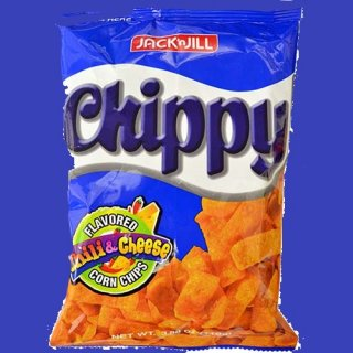 JACK & JILL CHIPPY (CHILI & CHEESE) 50X110g CASE
