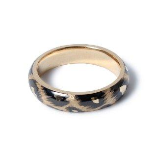 Selene ring K18 / Pt900 【4.5mm】