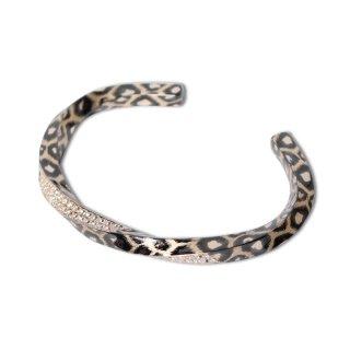 Zita bangle K18【Brilliant -cut diamonds】