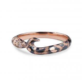 [La Luce] Diamond Ring (K10YG / K10PG)
