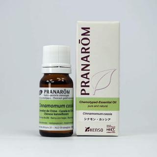 【プラナロム 精油】シナモン・ カッシア