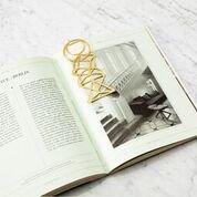 OCTAEVO(オクタエボ)ブックマーク 幾何学 ゴールド