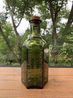 BOTELLA SAINT GABRIELLE 六角形ボトル グリーン
