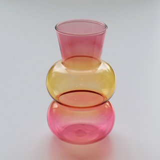 NL1002201089 Vase droplet purple