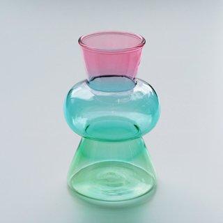 NL1002201090 Vase droplet pink