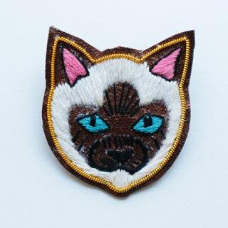 NL1002201106  Brooch feline 3