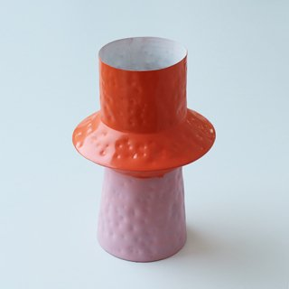 NL1002201092 Vase origami pink