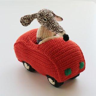 NL1002201127 Animal car dachshund