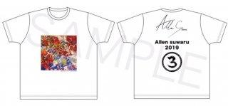 2019Allen suwaru OfficialTシャツ