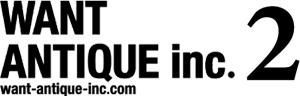 アンティーク・ビンテージのインテリア雑貨、コレクタブルショップ - WANT ANTIQUE LIFE STORE