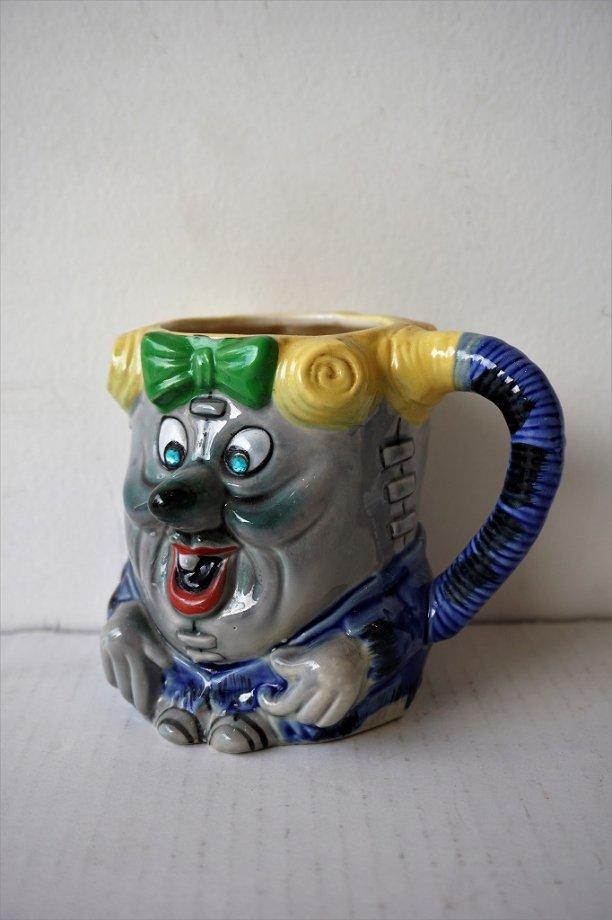 1960's KREISS社製 セラミック マグカップ