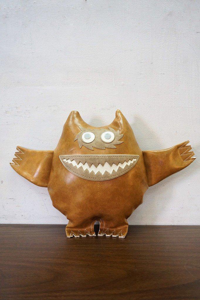 1960-70's ナウガモンスター / Nauga Monster (Gray Eye)