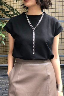 French sleeve T-shirt