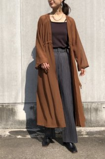 Sheer Long Cardigan