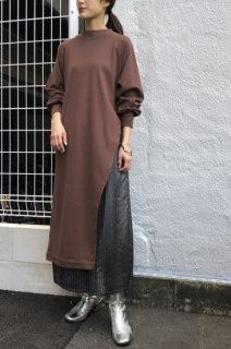 Side slit tunic