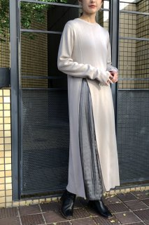 Front slit long tunic