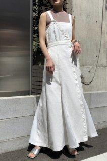 Layer denim dress