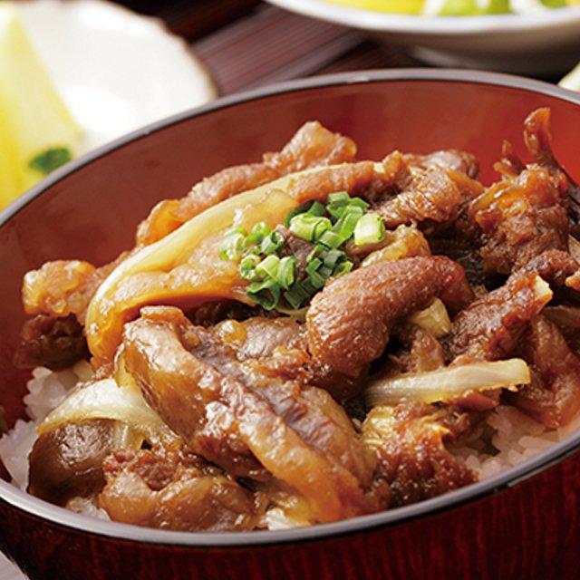 焼肉丼の肉[辛口]