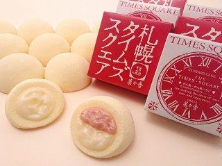 札幌タイムズスクエア「れん乳&れん乳いちご」