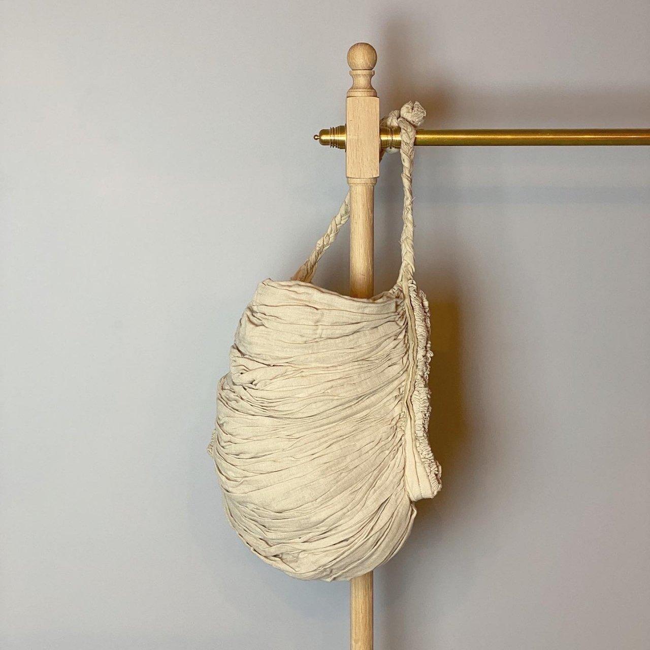 suzuki takayuki <BR> gather bag  ・ gray