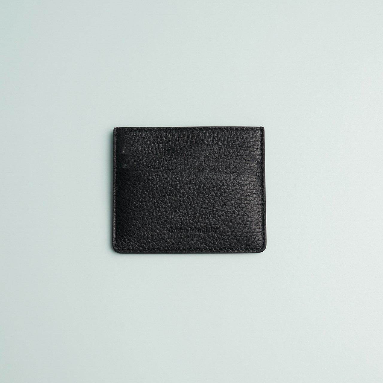 Maison Margiela PARIS <BR>カードケース <BR>ブラック