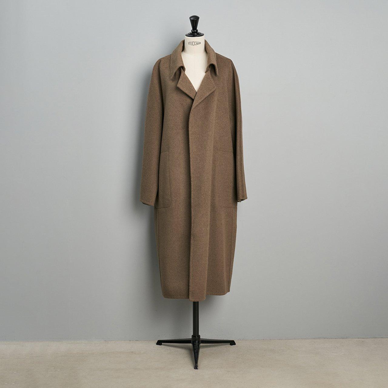 seya.<BR>Double-face YAK coat