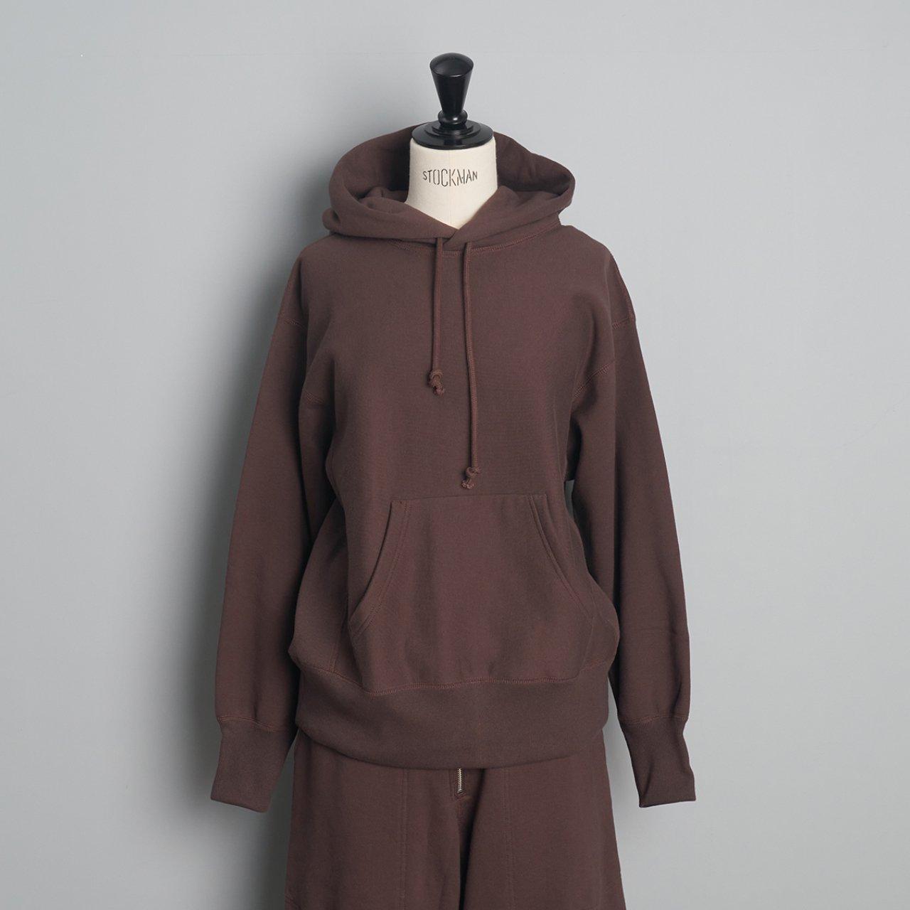 pelleq<BR>heavy weight hooded sweat shirt<BR>soil