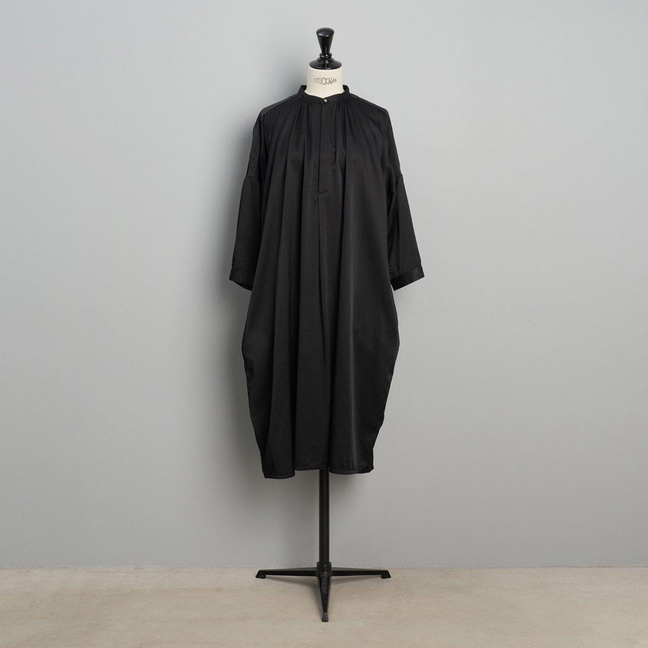 suzuki takayuki<BR>slip-on dress <BR>Black