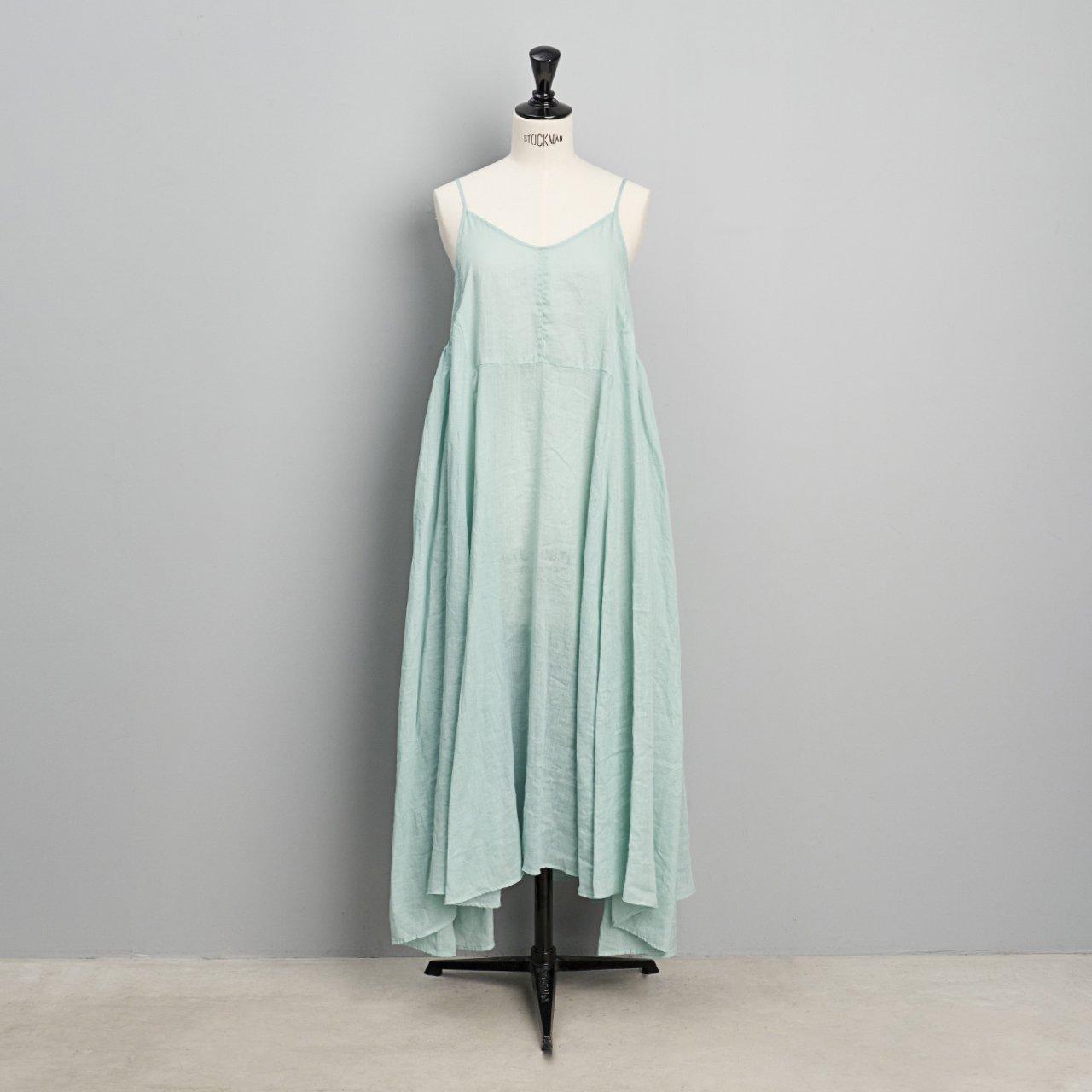 suzuki takayuki<BR>Camisole dress<BR>Spray green