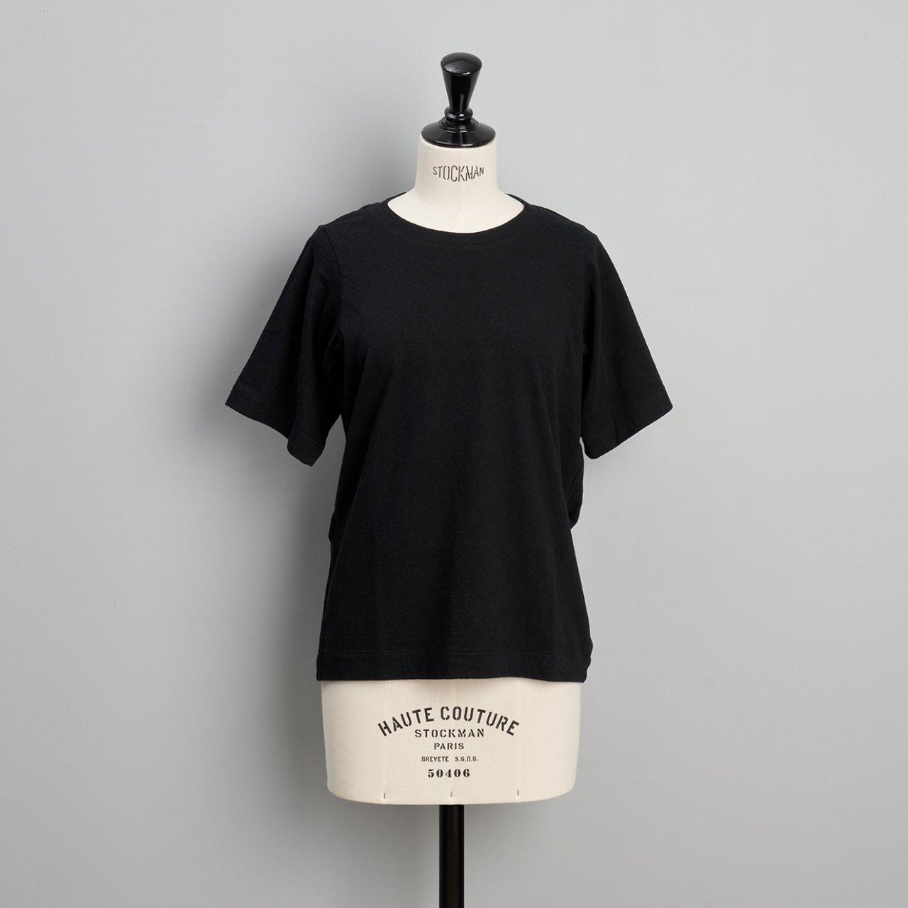 suzuki takayuki<BR>boy's T-shirt<BR>Black