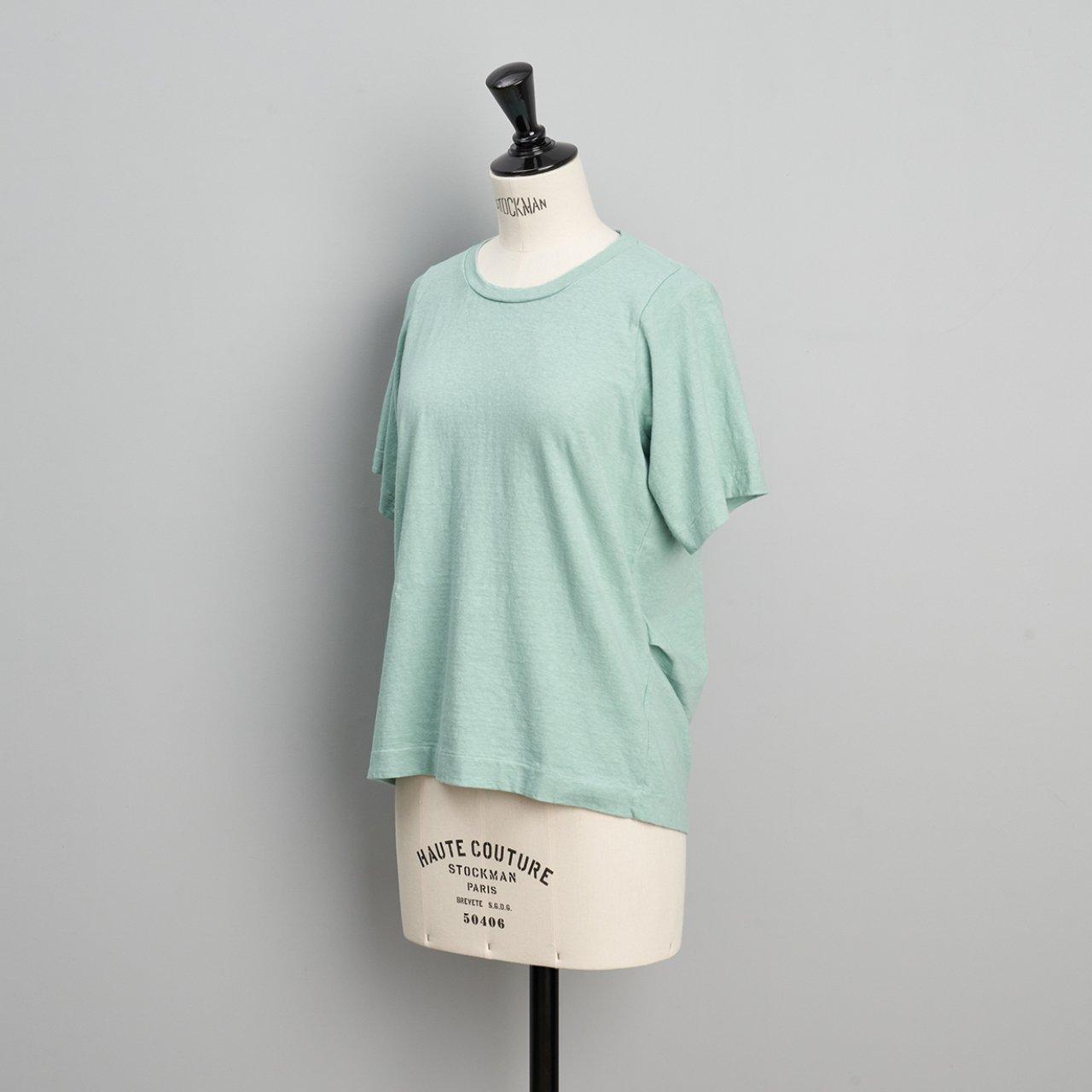 suzuki takayuki<BR>boy's T-shirt<BR>Spray green