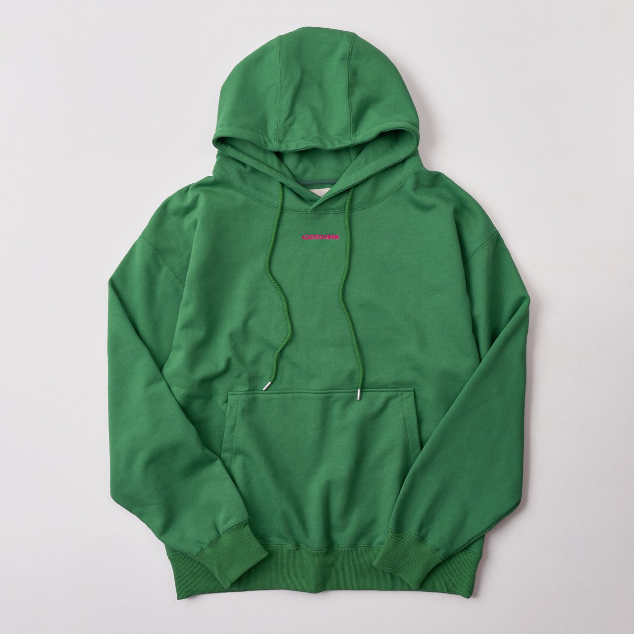 WIND AND SEA<BR>WDS (INVERT) Hoodie<BR>Green