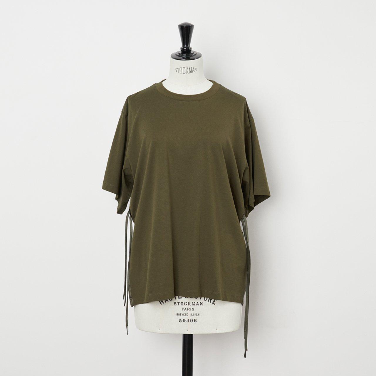 MM6 Maison Margiela <BR>Tシャツ<BR>KHAKI