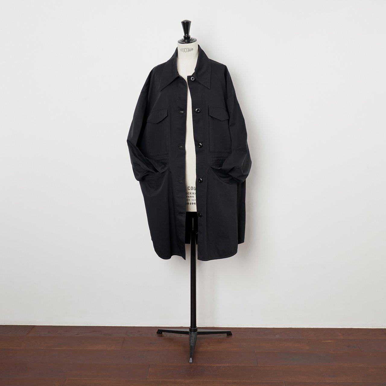 MM6 Maison Margiela <BR>オーバーサイズジャケット<BR>BLACK