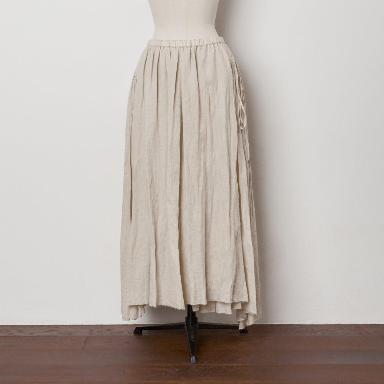 suzuki takayuki<BR>long skirt �<BR>Beige