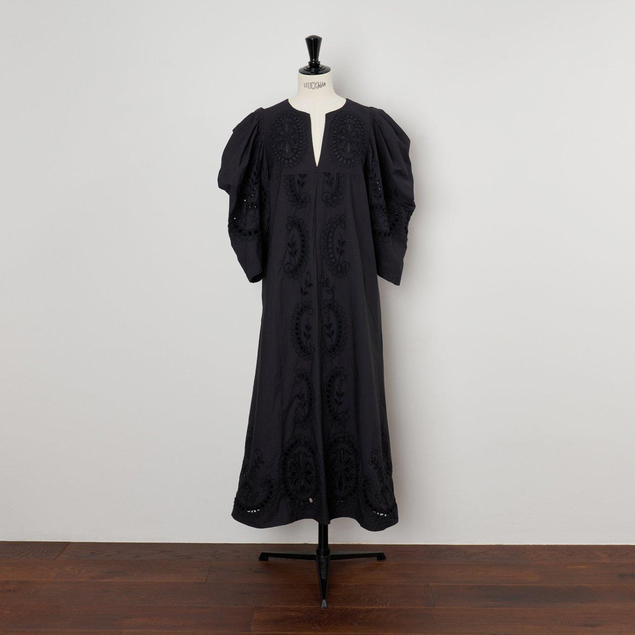 Sea New York<BR>S/S DRESS<BR>BLACK