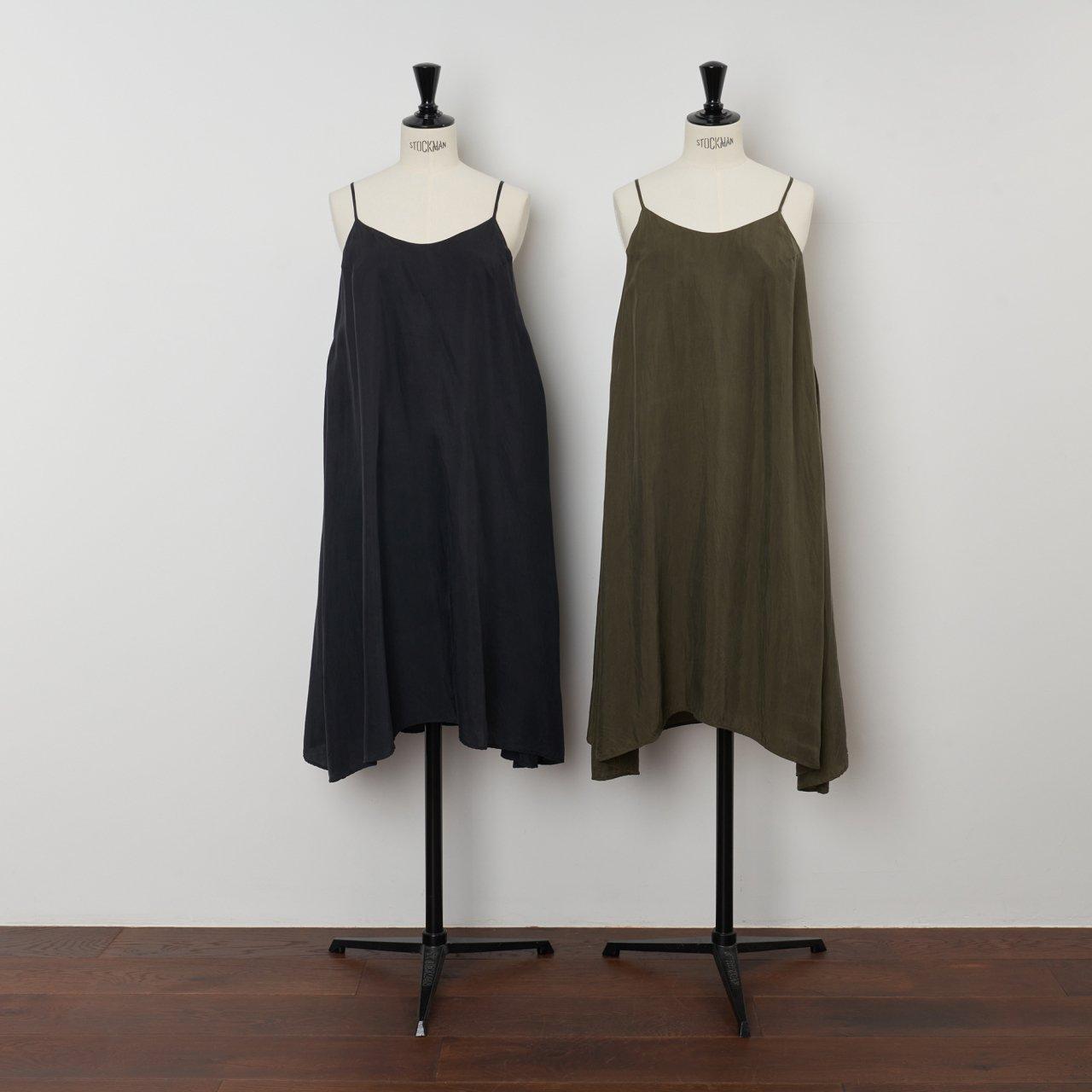 suzuki takayuki<BR>inner dress<BR>black ・khaki