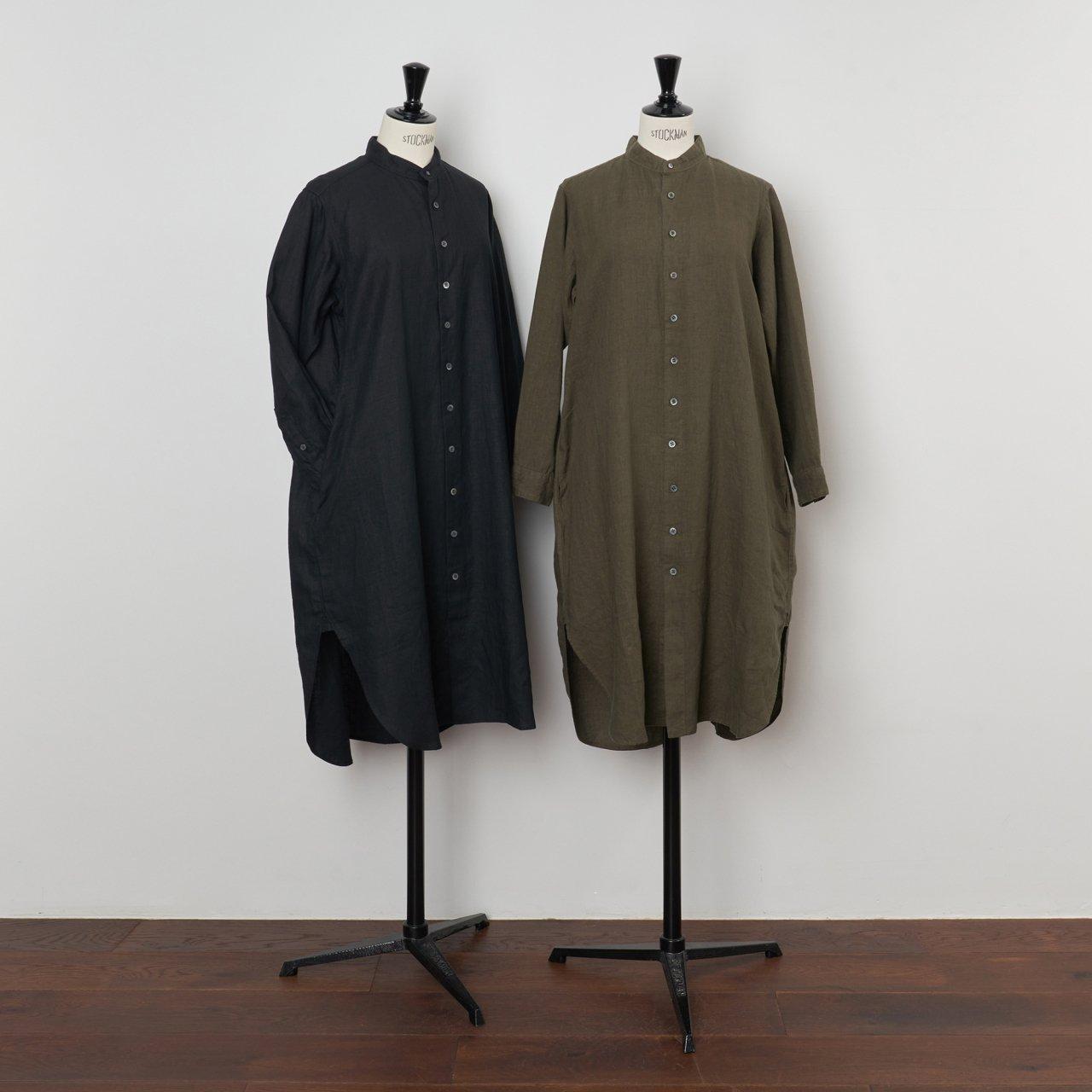 suzuki takayuki<BR>long shirt<BR>black ・khaki