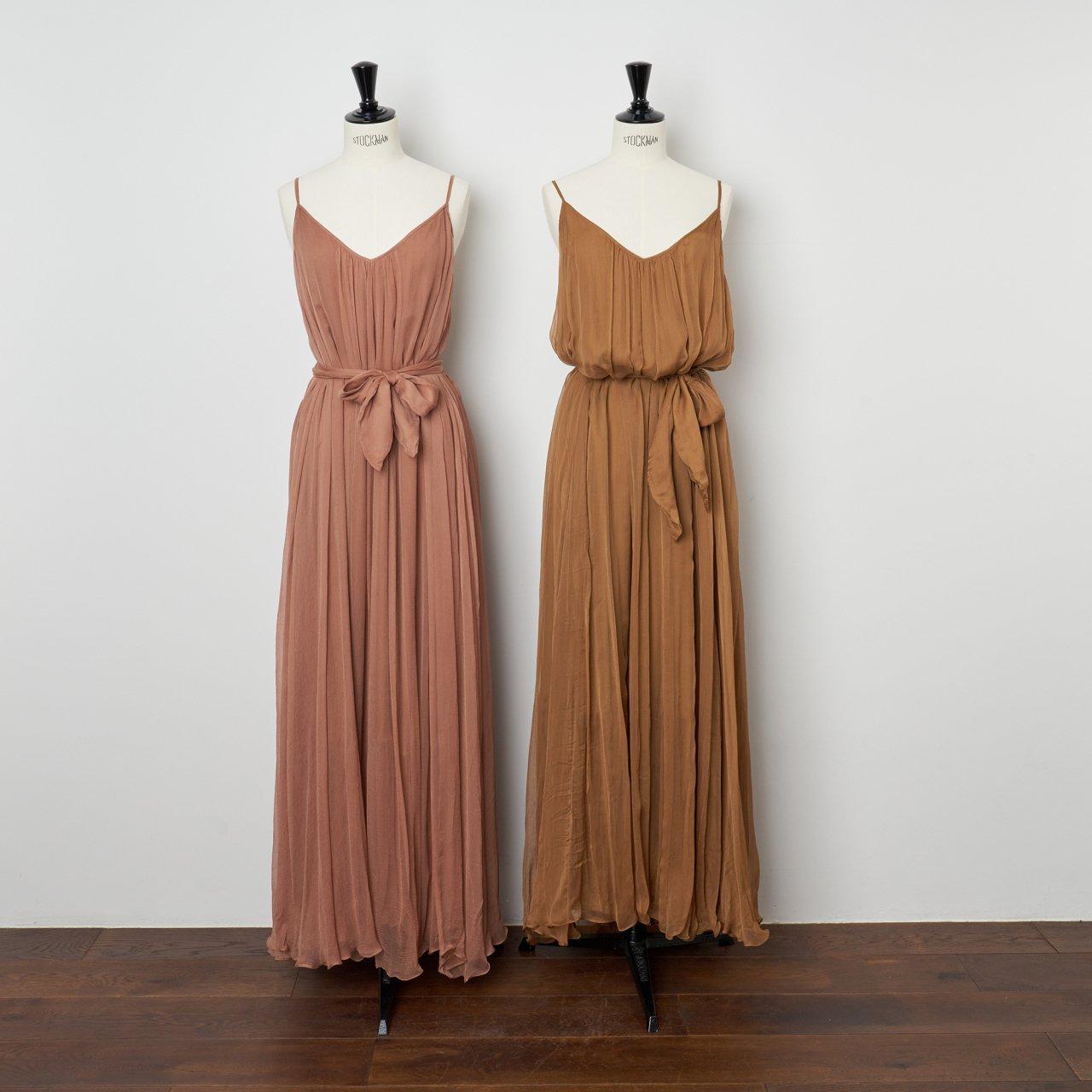 Mes Demoiselles<BR>DRESS JORDAN<BR>NOITESSE ・TERRACOTTA