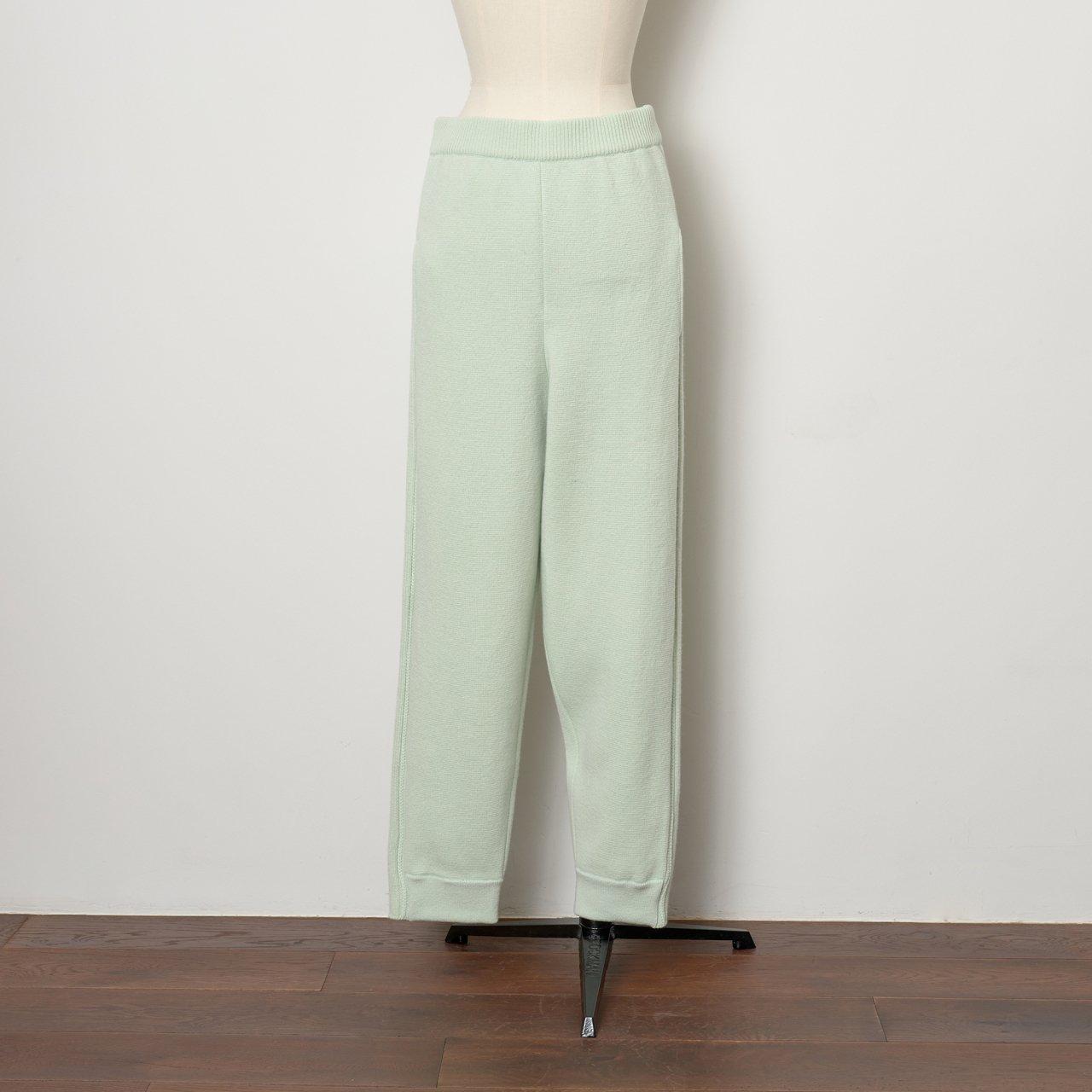 pelleq<BR>Cozy trousers<BR>mintgreen
