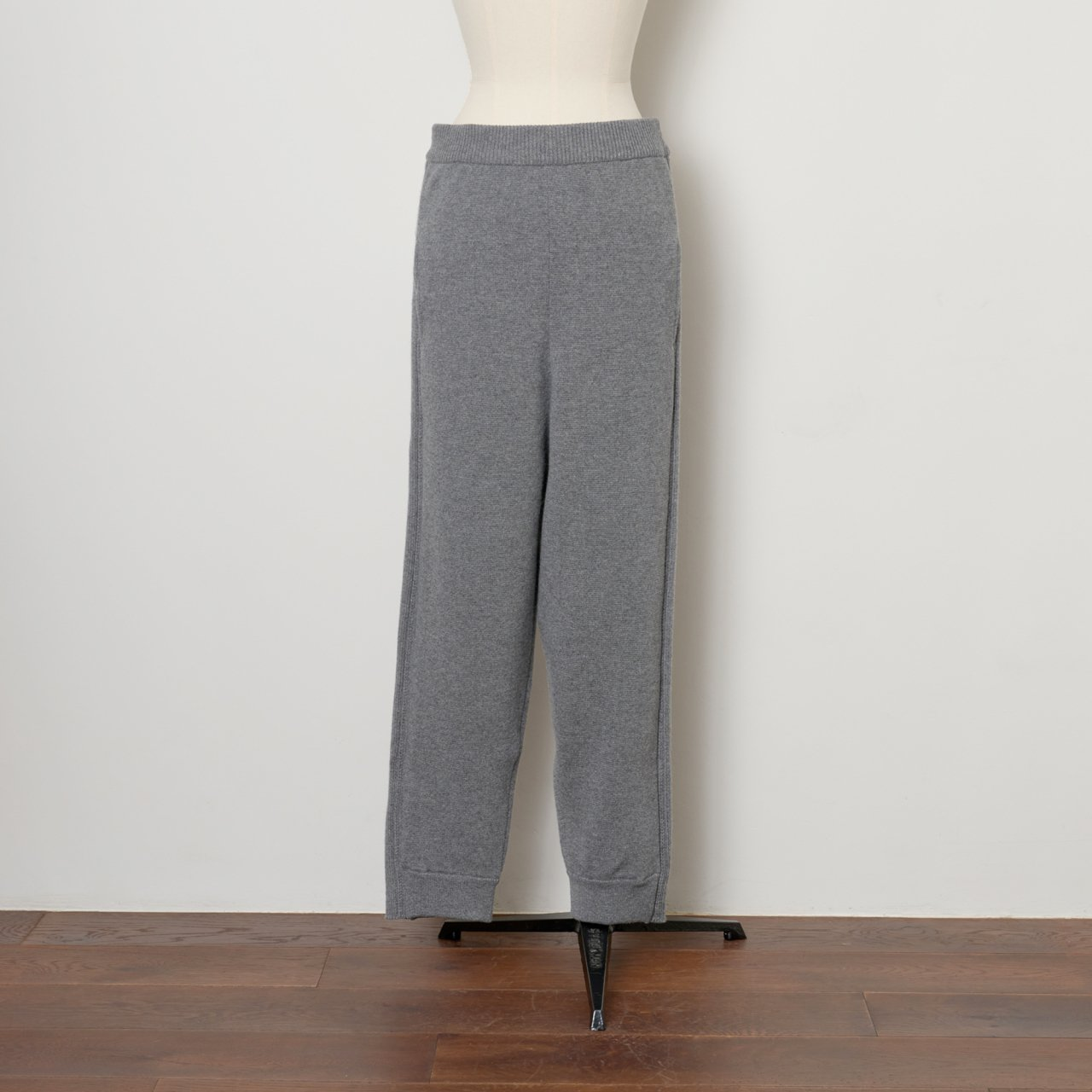 pelleq<BR>Cozy trousers<BR>charcoal