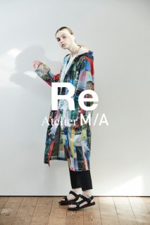 Atelier M/A RECYCLE Multiプリントコート