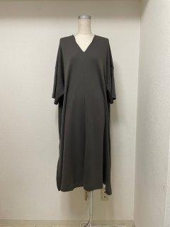 Atelier M/A Organic Cotton Over Dress / オーガニックコットンオーバードレス