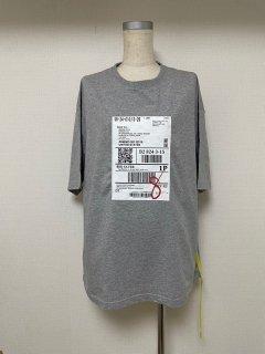 BLANC basque  タイベックプリントTシャツ